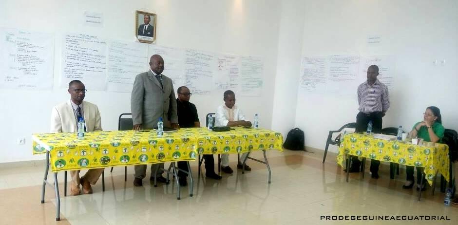 Clausura del taller de capacitación de los tutores y supervisores potenciales del curso de formación hacia la  acreditación.