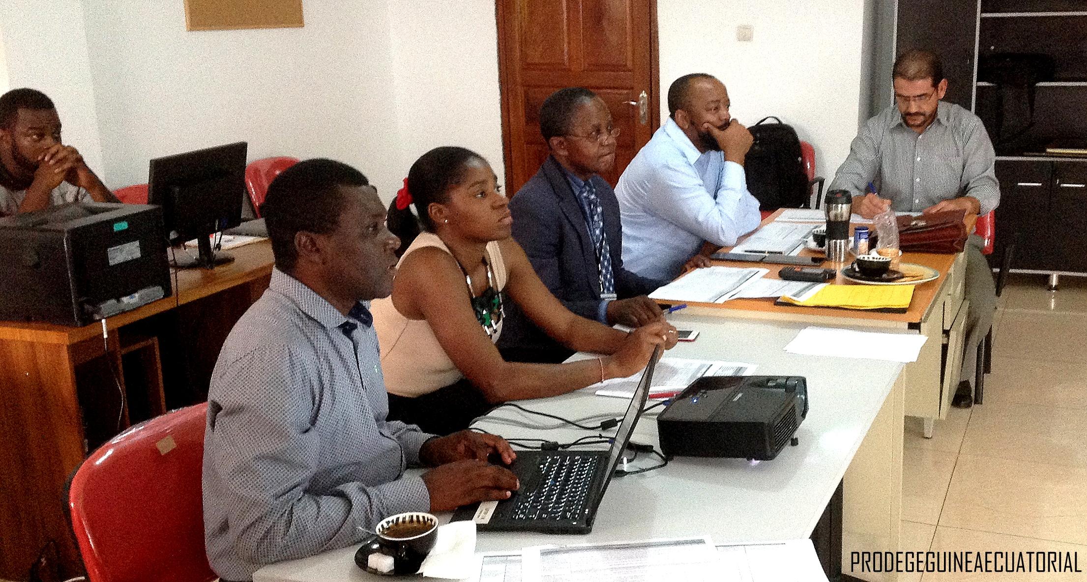 Socialización del Plan de Trabajo con los miembros del Comité Consultivo de Homólogos de PRODEGE.