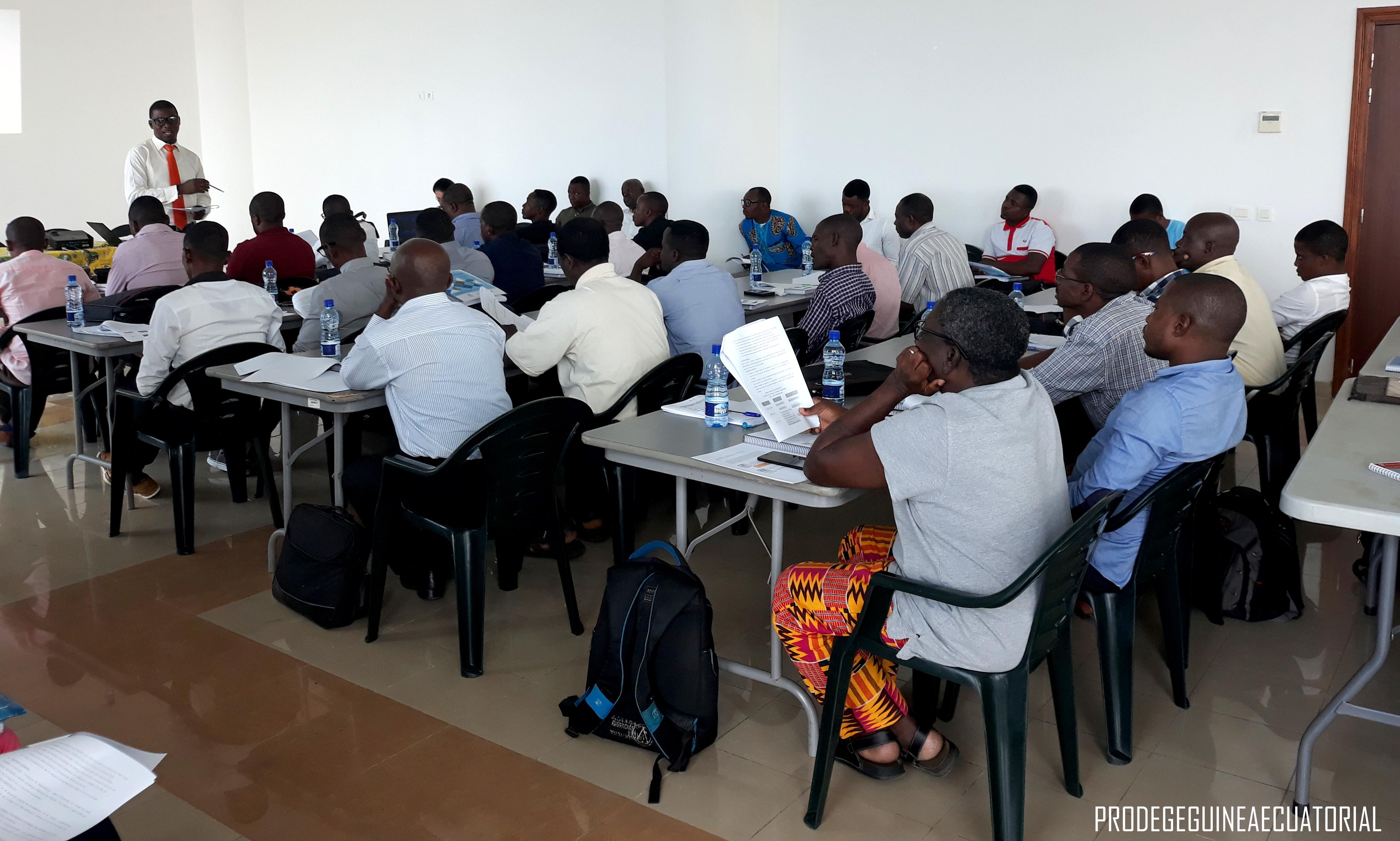 Reanudación de las clases del Curso de Formación hacia la ...