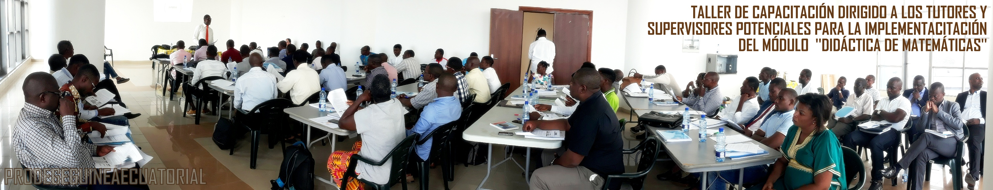 Reanudación de las clases del Curso de Formación hacia la Acreditación con el Módulo de Didáctica de las Matemáticas en Preescolar y Primaria.